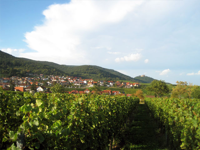St-Martin-und-Hambacher-Schloss