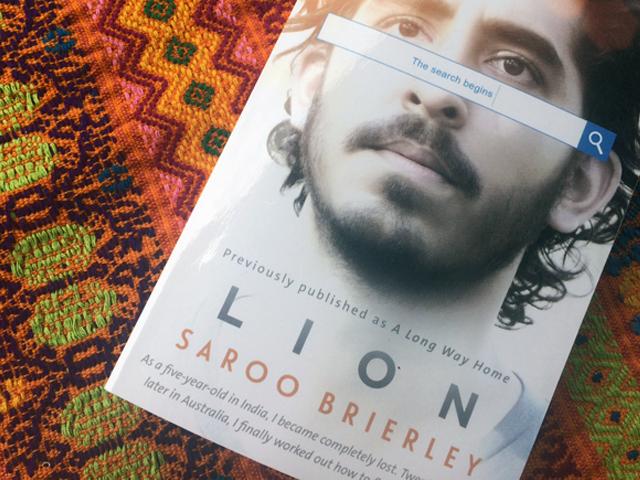 Lion Der Lange Weg Nach Hause Buch