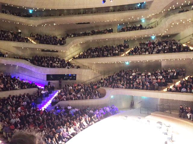 Elbphilharmonie, Elphi, Konzert, Hamburg