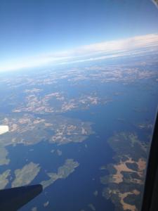 Anreise, Stockholm, Lufthansa, SAS